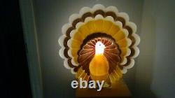 1995 Don FeatherstoneTurkey Thanksgiving Union Products blow mold Works Great