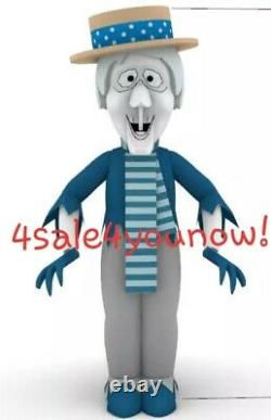 35' Foot Snow Freeze Miser The Year Without A Santa Claus Custom Made! New