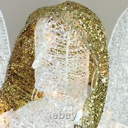 5 FT Led Lighted Holy Angel Outdoor Indoor Christmas Yard Decoration Display