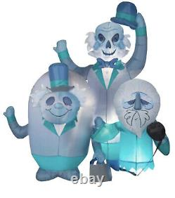6ft Halloween Gemmy Haunted Mansion Ghosts Airblown Inflatable Yard Pre Order