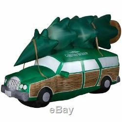 8' NATIONAL LAMPOON GRISWOLD STATION WAGON Airblown Inflatable 30th Anniversary