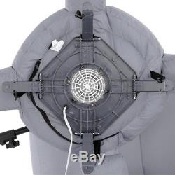 8ft Inflatable AT AT Snow Base Star Wars Halloween Christmas Decor Prop Airblown