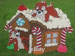 All Items Made to Order Gingerbread House Christmas Lawn Yard Art Decoration