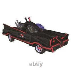 Christmas Halloween Batman Batmobile Car Adam West Airblown Inflatable 8.5 Ft