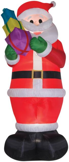 Christmas Santa Huge 16 Ft Gifts Airblown Inflatable Yard Decoration Gemmy