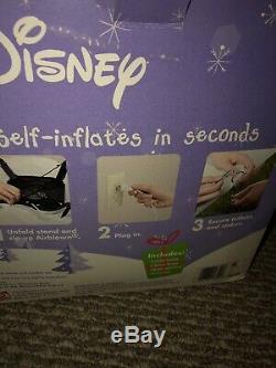 Disney 8.5 Ft Tall Christmas Inflatable Tigger Gemmy Present Very Rare Htf 2005