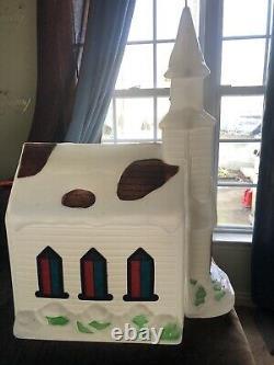 Empire Church Blow Mold