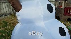 Gemmy 9' Disney Olaf Snowman Frozen Christmas Airblown Inflatable Light Blow Up