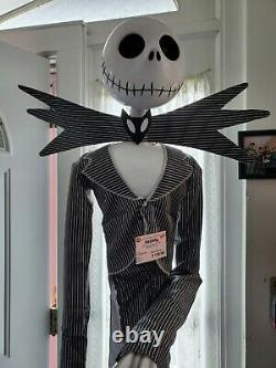 Gemmy Halloween Life Size Prototype Jack Skellington