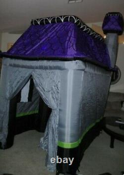 Gemmy inflatable haunted house