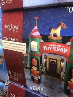 Giant Toy Shop 12 Ft Tall Inflatable/ New In Box