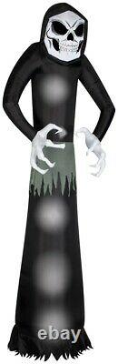 HALLOWEEN 12 FT WICKED GRIM REAPER Airblown Inflatable YARD DECORATION