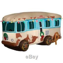 National Lampoon Cousin Eddie RV Camper Christmas Vacation Airblown Inflatable