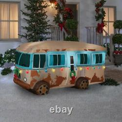National Lampoon Cousin Eddie's Camper RV Christmas Vacation Yard Inflatable