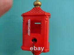 New Letters To Santa Mailbox Lighted Blow Mold, Holiday Living