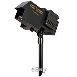 New Mr. Christmas DELUXE Panoramic Outdoor Motion Holiday Projector, 60515M